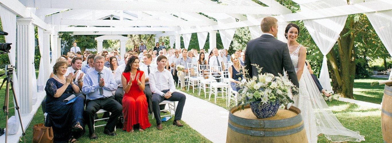 Groenrivier Garden Wedding