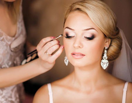 Wedding Make-up Artist